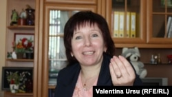 Profesoara Svetlana Stoinov,