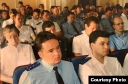 Коллегия прокуратуры Чувашской Республики, 2004 год