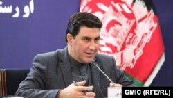 د افغانستان د مخابراتو او تکنالوژۍ وزیر شهزادګل اریوبي