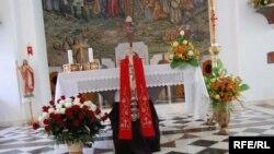 Catedrala Catolică din Chișinău