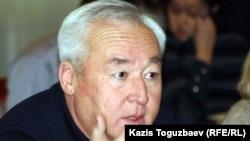 Председатель Союза журналистов Сейтказы Матаев.