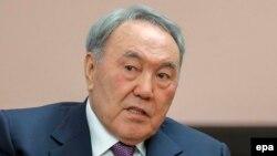 Қазақстан президенті Нұрсұлтан Назарбаев. Киев, 22 желтоқсан 2014 жыл.