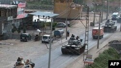 Arxiv fotosu, Türkiyə ordusu İraqla sərhəd bölgələrdə əməliyyat keçirir.