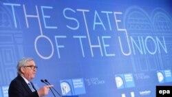 Președintele Comisiei Europene, Jean-Claude Juncker