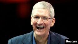 Apple şirkətinin baş icraçı direktoru Tim Cook.
