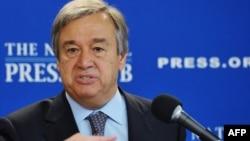 Верховний комісар ООН у справах біженців Антоніу Ґутерріш