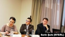 Обсуждение итогов социологического исследования в Приднестровье, Бухарест, 27 марта 2019 года
