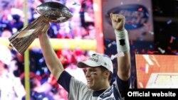 MVP Супербоула-2015 Том Брэди