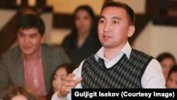 Жарандык активист Гүлжигит Исаков