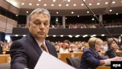 Виктор Орбан, нахуствазири Маҷористон.