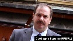 Зам.-министърът на енергетиката Красимир Първанов.