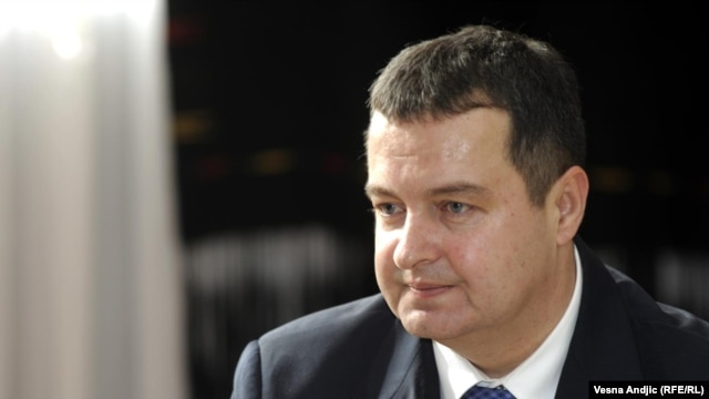 Ivica Dacic, Serbian prime minister
