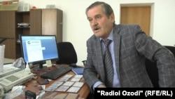 Наҷмиддин Шоҳинбодов.