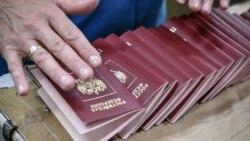 Երկու տարում ռուսական անձնագիր է ստացել Դոնբասի բնակչության շուրջ 15 տոկոսը