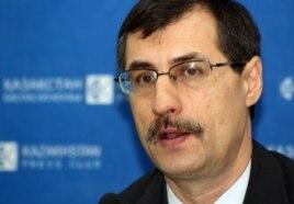 Евгений Жовтис, председатель совета Казахстанского бюро по правам человека.