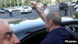 روبرت کوچاریان رئیس جمهور پیشین ارمنستان. June 25, 2019