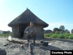 Так гатуюць ежу ў пауднёва-ўсходняй частцы Намібіі