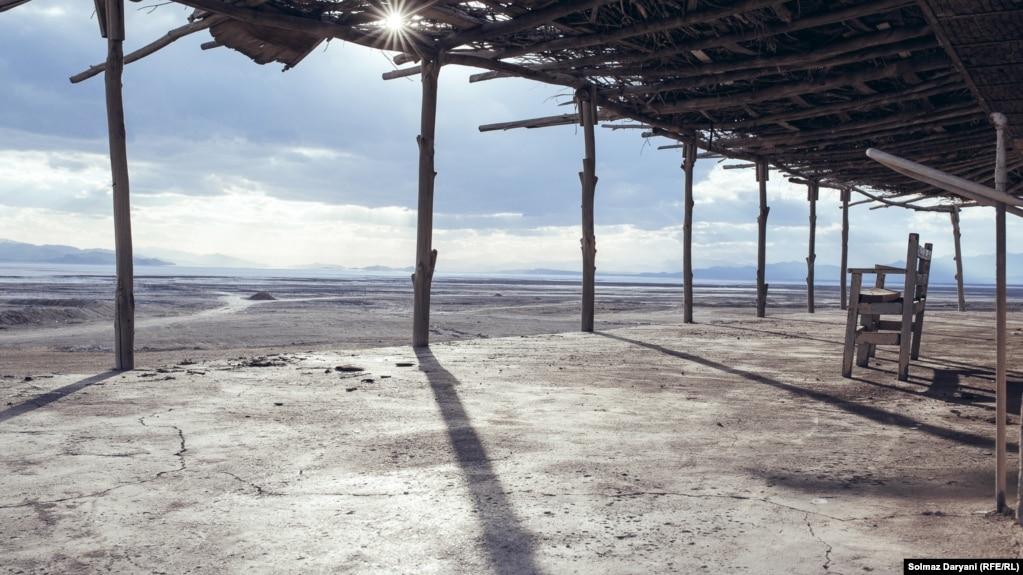 نماینده سازمان ملل: سطح آب دریاچه ارومیه در حال کاهش است