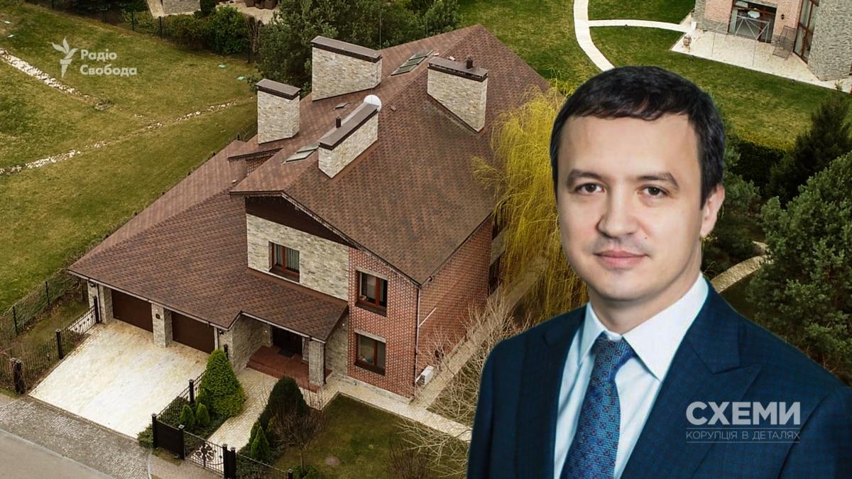 Новый министр экономики Петрашко не задекларировал имение под Киевом и квартиру жены в Москве – «Схемы»
