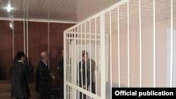 В Худжанде за сотрудничество с ИДУ осуждены 11 человек