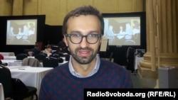 Сергій Лещенко в Оттаві, 22 жовтня 2013 року