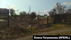 Ресейдің Красноярск өлкесіндегі Каменка ауылы. 13 тамыз 2019 жыл.