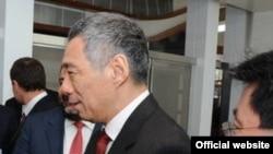 Премиерот на Сингапур Ли Хсиен Лунг