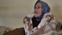 109-ամյա կինը երջանիկ է համարում միայն Կարսի «իրենց կանաչ գյուղում» ապրած 5 տարին