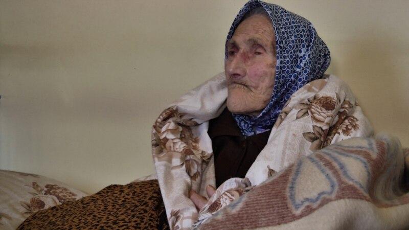 Пережившая геноцид Гуйна Маркосян: «Турки не давали нам житья»