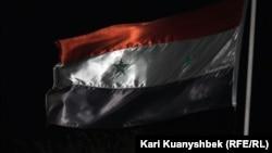Флаг Сирии. Иллюстративное фото.