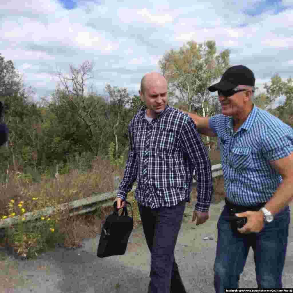 Юрій Супрун – представник ООН, затриманий бойовиками «за шпигунство» навесні 2016 року