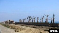 Bakıda torpaq sahəsi