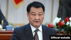Талантбек Батыралиев.