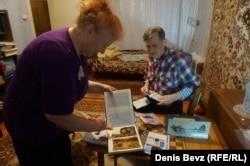 Михаил Григорьевич и Зинаида Даниловна Дегтяревы
