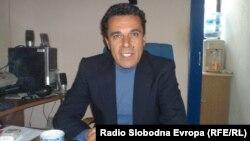 Зоран Здравковиќ, сопственик на М-Икс радио од Охрид.