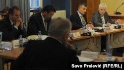 Sastanak Odbora za bezbjednost