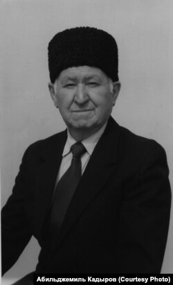Абільджеміль Кадиров