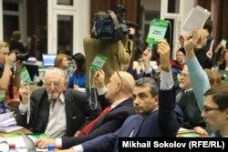 Виктор Шейнис, Валерий Борщев, Лев Шлосберг