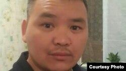 Алмаз Турганбаев, полицейский, работавший в представительстве МВД в городе Байконуре.