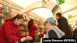 Salonul de carte pentru copii