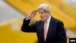 Джон Керри прибыл на переговоры в Вену 29 октября 2015 года