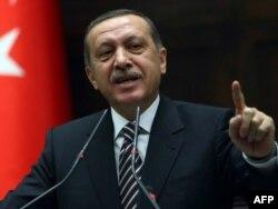 Premijer Redžep Tajip Erdogan, Ankara, 15. novembar 2011.