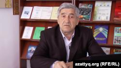 Анатолий Плешаков, кандидат исторических наук. Петропавловск, 12 мая 2017 года.