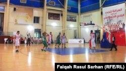 منتخب العراق لكرة السلة للشباب