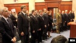 Комеморативна седница во Собранието на Македонија по повод смртта на првиот претседател на Македонија Киро Глигоров