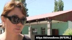 Гульназ Кудайбергенова, жительница села Кайнарлы Алматинской области.