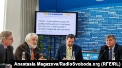 Круглий стіл «Томос: очікування, реалії та шляхи вирішення проблеми російського втручання у процес надання автокефалії»
