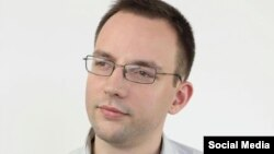 Крымский политолог Владимир Егоров
