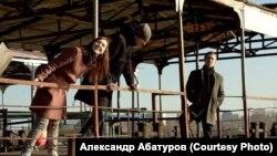 Александр Абатуров, путешествуя по Сибири