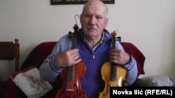 """""""Ja sam svoj alat sam napravio, jer sam kovač, a Stradivari je to morao nekome da plati"""", kaže Omer"""